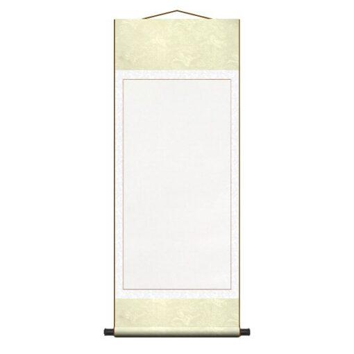 Large Blank Art Scroll