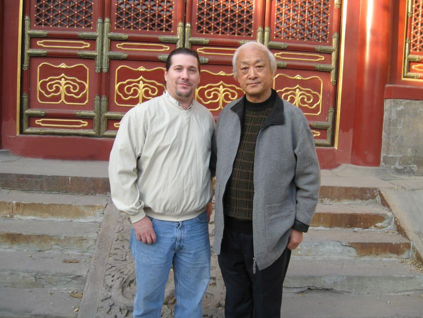 Owner Meeting Chinese Artist